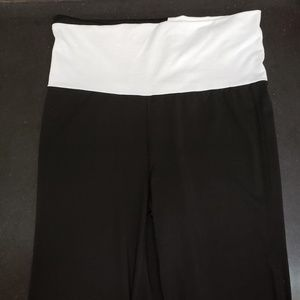 NEW! Black Yoga Pants